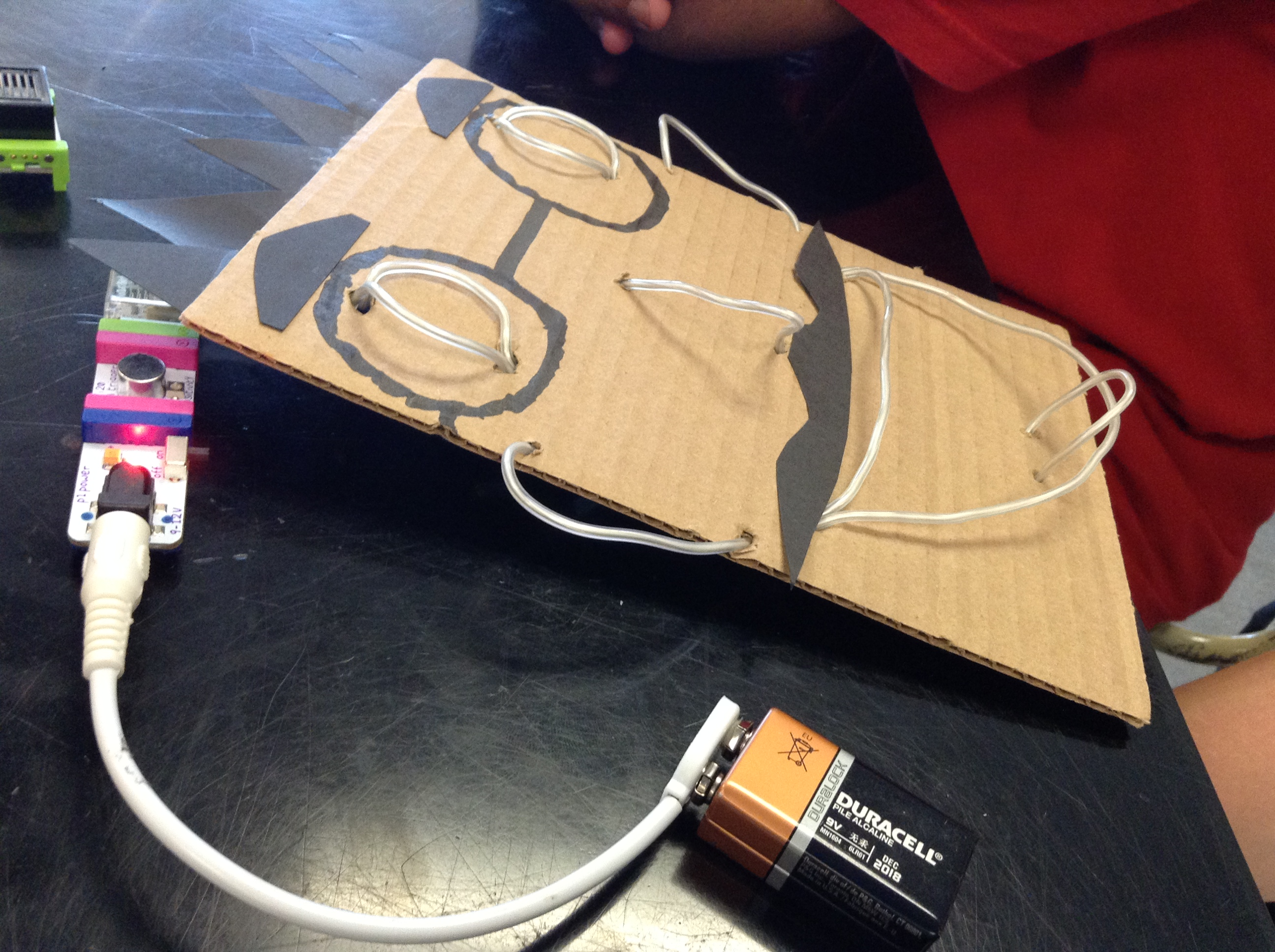 Littlebits In Grade 9 Science At Cambie
