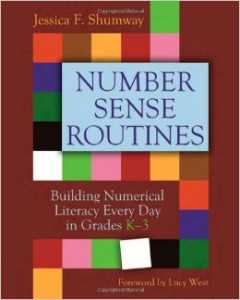 number sense routines shumway