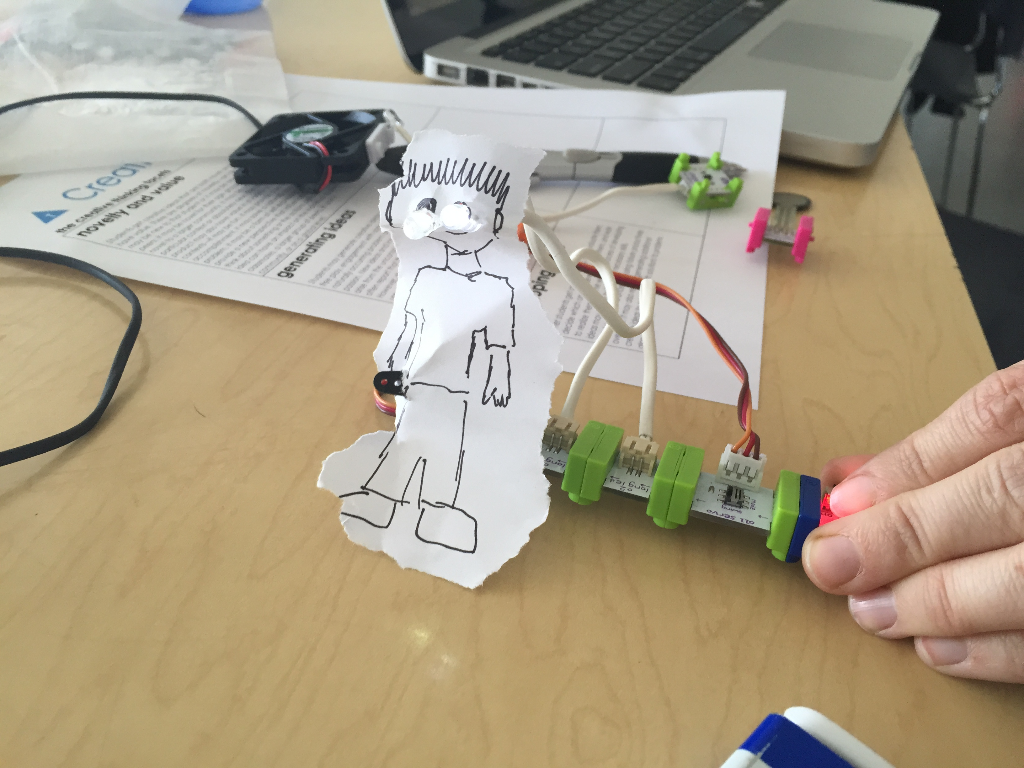 Littlebits Archive Mathematics And Science In Sd38 Richmond Circuit Diagram Worksheet Grade 9 Img 3849 3850 3851 3852