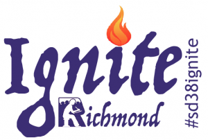SD38 Ignite logo