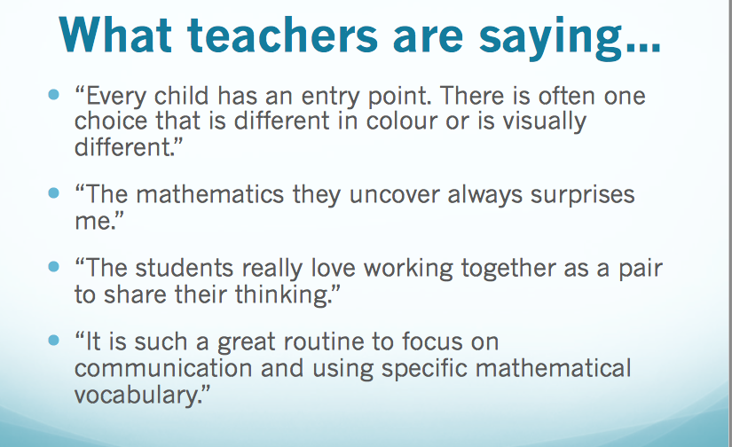 justify the inclusion of mathematics in the ecd curriculum pdf