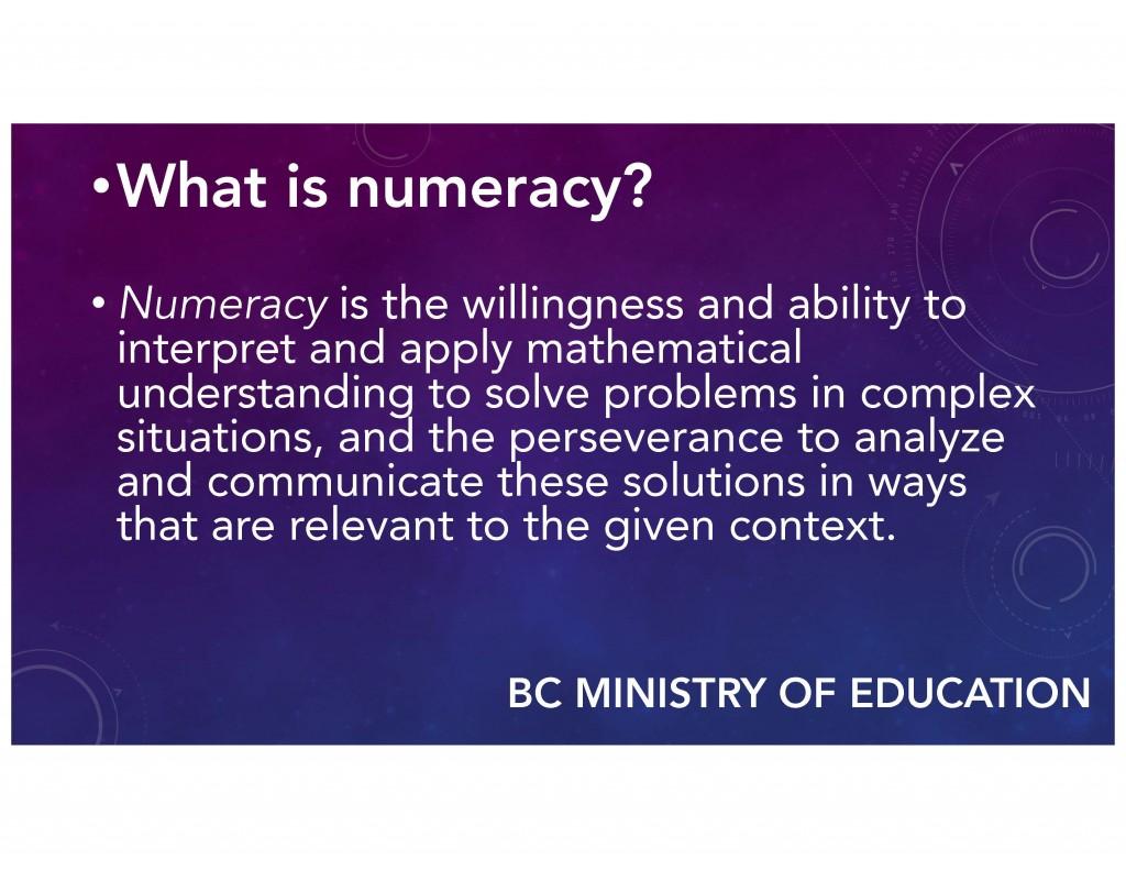 numeracy_definition